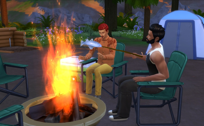 Bonding Around the Fire