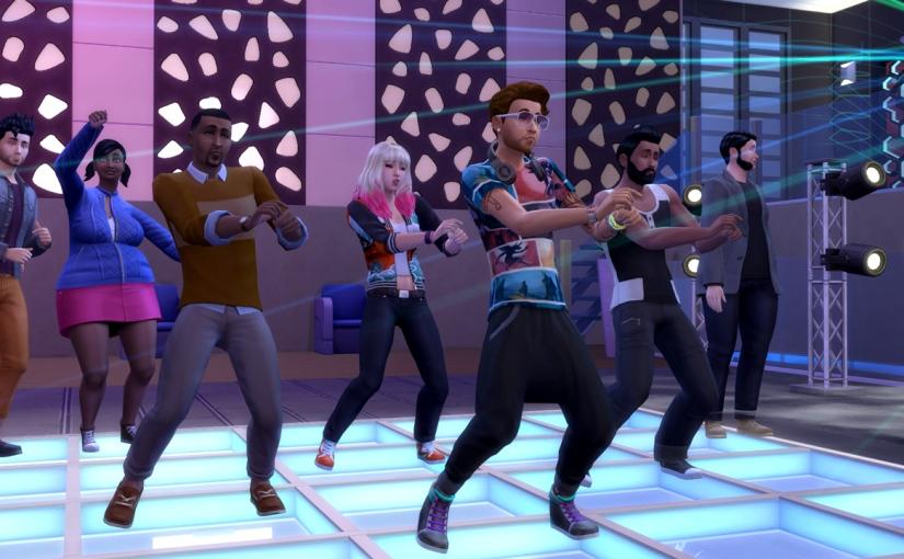 Dancing the NightAway